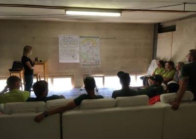 Teammeeting 05/18