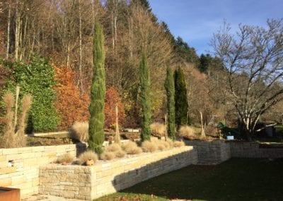 Pflanzen einpacken Maibach Gartenbau GmbH Safnern Orpund Seeland