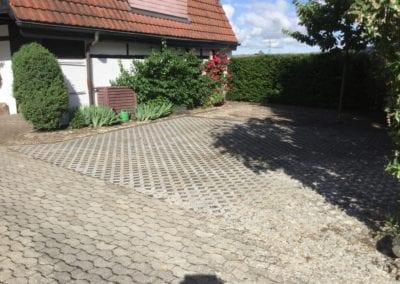 Rasengittersteinbelag Maibach Gartenbau GmbH Safnern