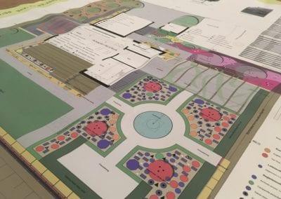 Gartenplanung Pflanzplan Maibach Gartenbau GmbH Safnern Seeland