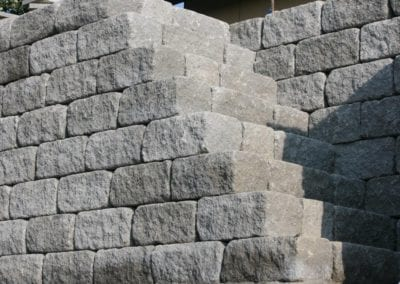 Mauer & Treppen