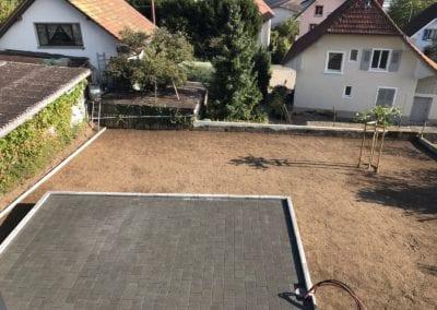 Sickerverbundstein grau Maibach Gartenbau GmbH Safnern Brügg Biel Seeland